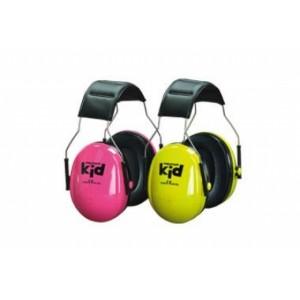 Ochraniacze słuchu Peltor Kid - różowe