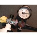 Uniwersalny zestaw do ładowania wiatrówek PCP- dokładniejszy manometr