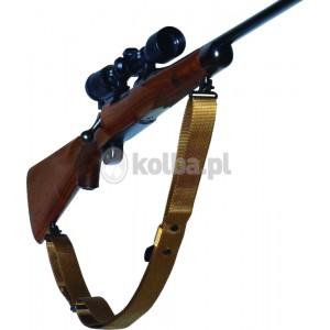 Pas do broni w kolorze czarnym