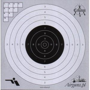 Tarcza Ppn 13,5 x 13,5 cm (250 szt)